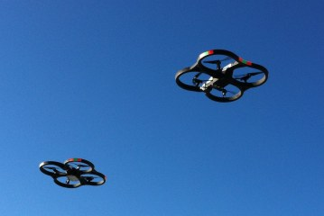 Drone Safety This Holiday Season