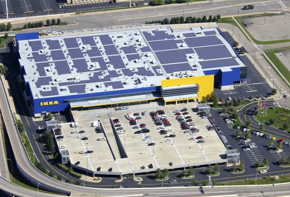 Up on the Roof: NC Big Box Stores an Energy Solution?