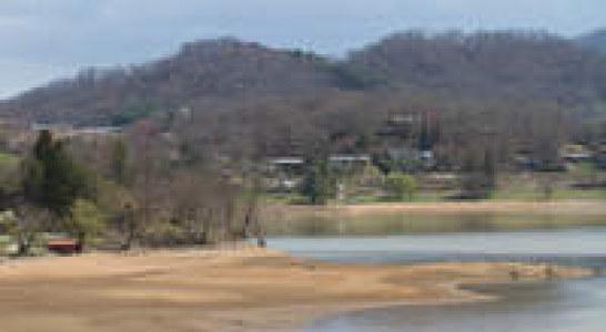 Lake Junaluska drawdown will begin Feb.7th