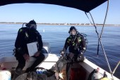 N.C. Underwater Archaelogists Close to Identifying Recently Discovered Civil War-Era Shipwreck