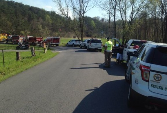 Helicopter Crash In The Smokies