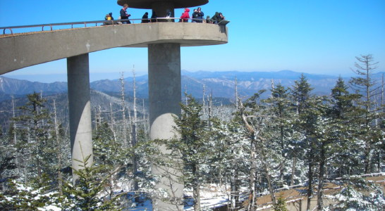 Park Competes for Grant to Restore Clingmans Dome Tower