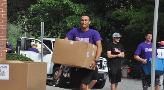 Western Carolina University Move In Day