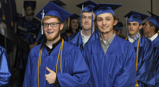 Three-hundred-eighty graduate from SCC in spring semester