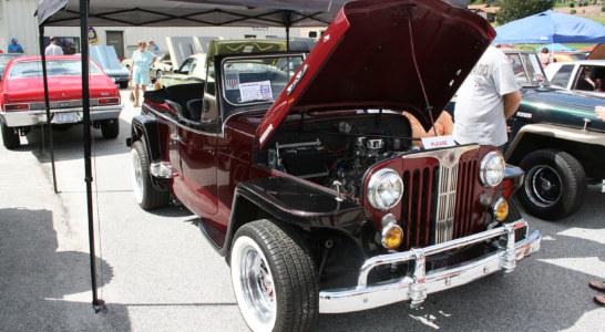 SCC Auto Club announces winners of annual car show