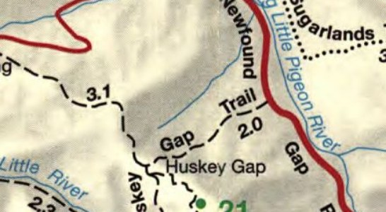 GSMNP Visitor Falls To Her Death At Newfound Gap