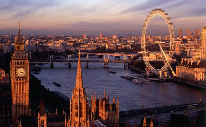 540 The River London Trip Winner!