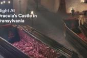 Wanna Spend Halloween in Dracula's Castle in Transylvania?