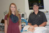 SCC respiratory students win scholarships