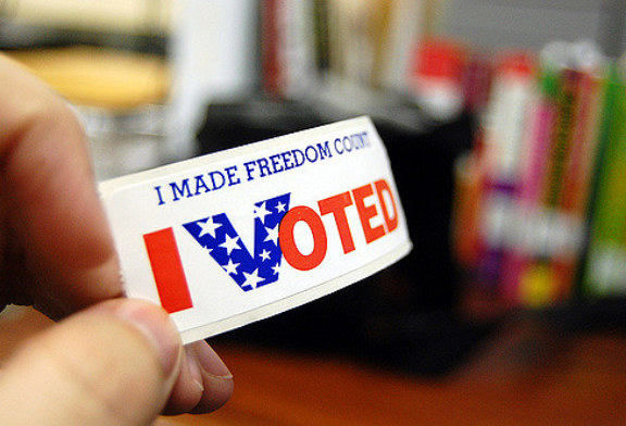 Voting: Worth the Wait, Advocates Say