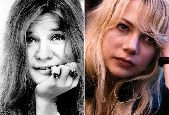 Michelle Williams Is Officially Playing Janis Joplin