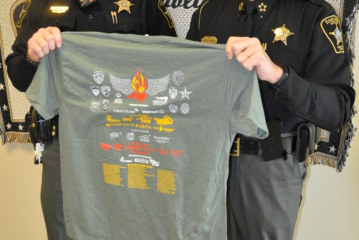Local Law Enforcement Agency Top Special Olympics Fundraiser
