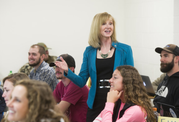 WCU's Johnson-Busbin named recipient of UNC system teaching honor