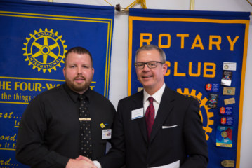 Sylva Rotary gives SCC Student Success Campaign gift of $500