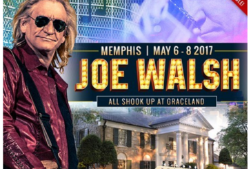 Would You Pay $2,000 to Tour Graceland and Watch an Acoustic Set by Joe Walsh?