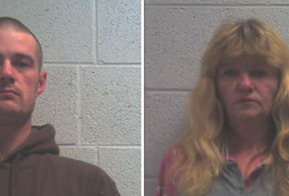 Two Arrested in Nations Creek Car Theft