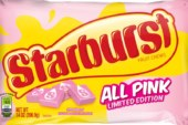 Packs of Nothing But Pink Starburst Are Coming Out