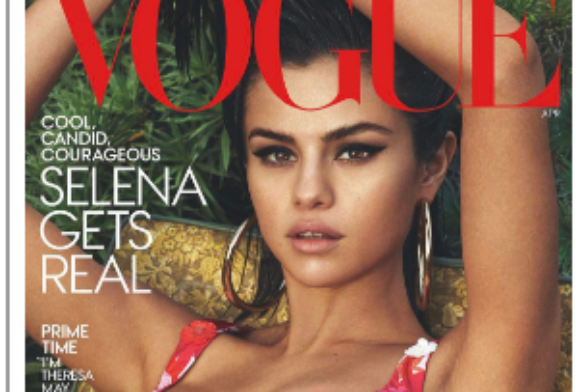 Selena Gomez Broke Down Last Year Because She Didn't Think She Was Good Enough