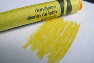 Crayola Just Announced That It's Ditching the Dandelion Colored Crayon
