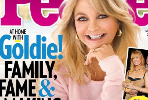 Goldie Hawn on the Keys to a Successful Relationship