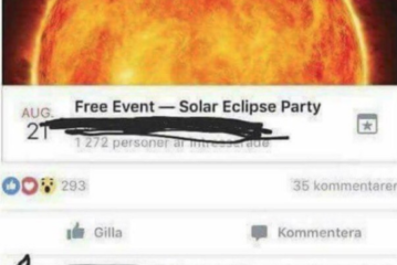 A Mom Asks a Museum to Reschedule Its Solar Eclipse Party Since It's a School Night