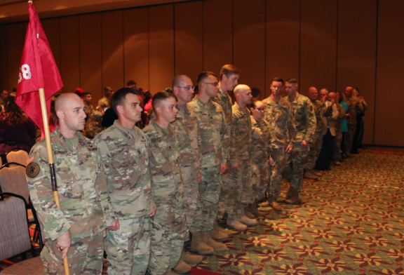 N.C. National Guard 210th Military Police Company to Deploy