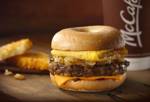 A Guy Pulls a Gun at McDonald's When They Won't Serve Him a Steak Bagel During Non-Breakfast Hours