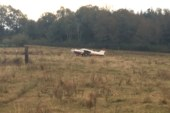 Plane Registered to Cullowhee Man Crash Lands