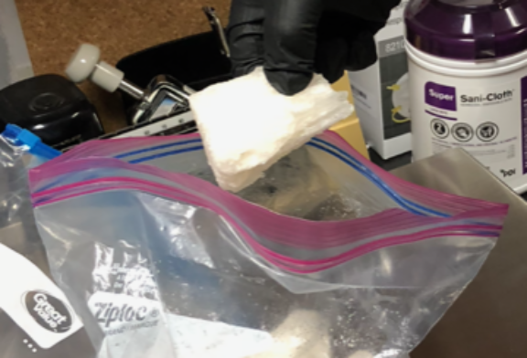 Three Busted for Meth in Jackson County