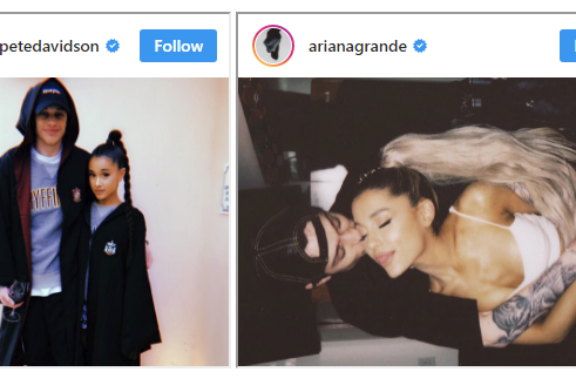 Are Ariana Grande and Pete Davidson Already Engaged?