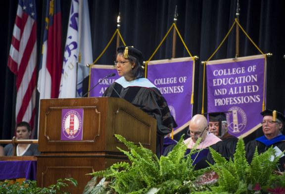 Campus fixture Carol Burton creates scholarship fund to aid international graduate students at WCU
