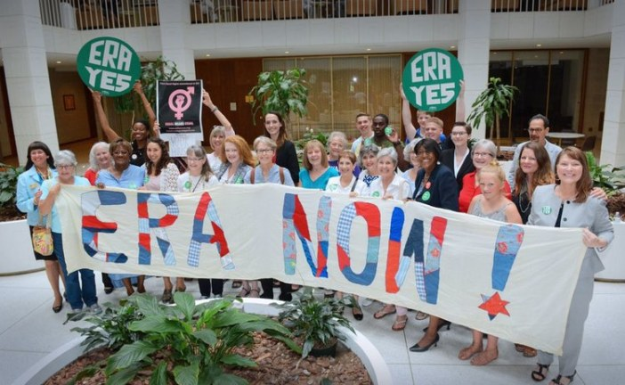 NC Could Tip the Scales Towards Ratification of Equal Rights Amendment