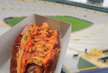 The Green Bay Packers Will Serve a Bratwurst Covered in Cheese Curds and Beer Mustard This Season