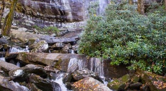 Rainbow Falls Trail Improvements Finished