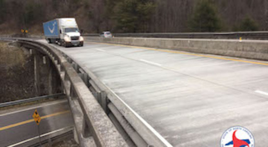 I40 Reopens in Haywood