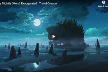 Oregon Did Another Trippy Tourism Ad