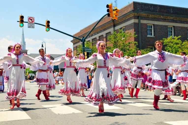 Folkmoot's Coming!