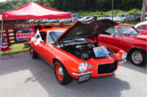 SCC Automotive Club Car Show