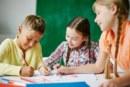 Fairview School in Sylva Celebrates International Walk to School Day